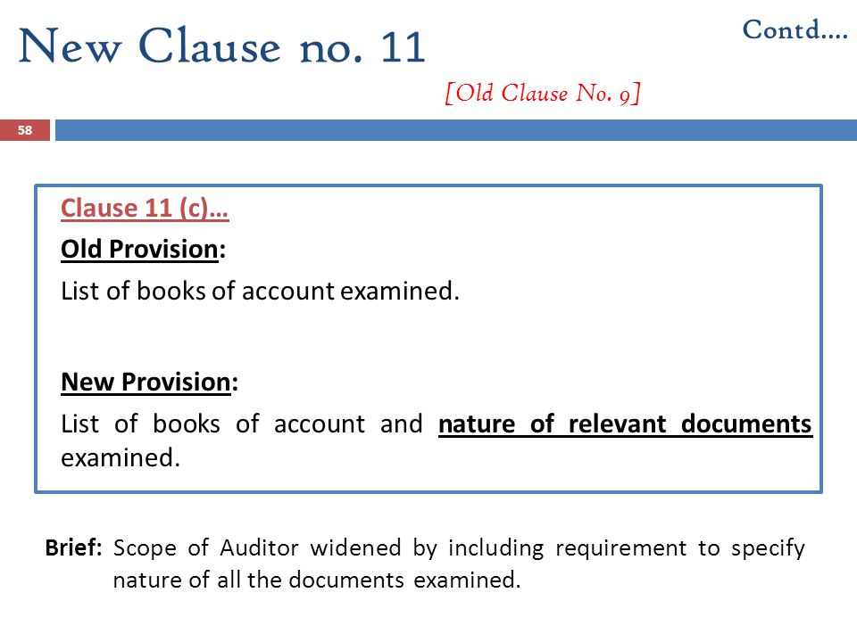 New Clause no. 11 [Old Clause No. 9]